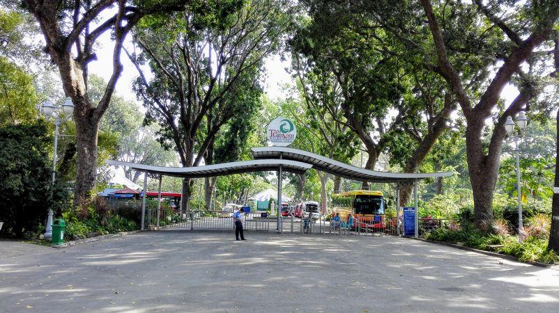 サイゴン 動植物園
