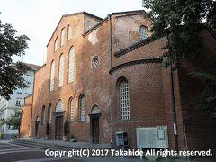 聖ソフィア教会(Света София)  2世紀に起源を持つ教会です。第二次ブルガリア帝国時代の16世紀に町の名前を付ける際の由来となりました。   聖ソフィア教会:https://en.wikipedia.org/wiki/Saint_Sofia_Church,_Sofia 第二次ブルガリア帝国:https://ja.wikipedia.org/wiki/%E7%AC%AC%E4%BA%8C%E6%AC%A1%E3%83%96%E3%83%AB%E3%82%AC%E3%83%AA%E3%82%A2%E5%B8%9D%E5%9B%BD