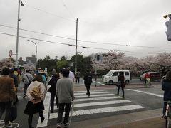 京橋から京阪に乗り 終点・出町柳で下車