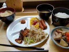 今回お世話になりました、ホテルエアウェイさん! 5,000円ちょいで朝食付き、美栄橋駅から5分もかからないかなぁ~