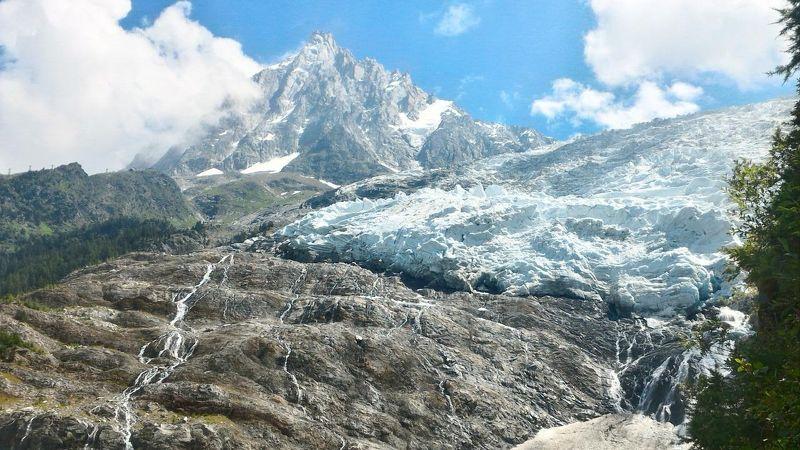 ボッソン氷河