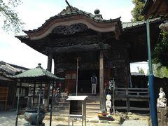 白道山 神門寺 (札所十八番)