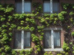 【2017/04/19 倉敷美観地区(岡山県倉敷市)】  赤煉瓦の紡績工場の跡地は ホテルや美術館として利用されています。