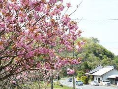 茨城県日立市入四間町付近の山里の風景 パワースポットとして人気がある御岩神社に行こうとしましたが 駐車場の段階で大混乱していましたので 行くのをやめて花貫渓谷にそのまま向かいます。 狭い駐車場で双方向から車が押し寄せて事故やトラブルの心配がありました。