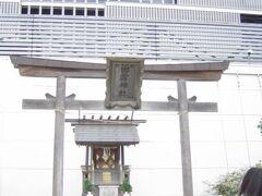 4階に「出雲神社」があります。