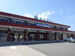 宮島口駅。 ここに来るのはいつ以来かなあ。