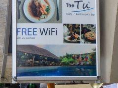ホテル内のレストランみたいですね。  ここに泊まった方が良かったかも? http://www.the-espiritu.com/   トリップアドバイザーでも評判良さげで、ローカルビールを。 おすすめのピザを。