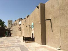 次はバスタキア地区へ向かいました。 ドバイ博物館から徒歩5分くらいです。