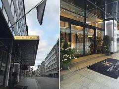 ヘルシンキで宿泊したホテル。  「Hotel Haven(ホテル ハーヴェン)」