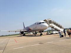 1時間で、到着。  カンボジア上陸☆