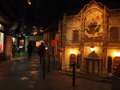 上海の昔の街並みとかが再現された博物館みたいなのもありました。   とりあえず、かなり疲れました~・・・