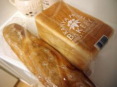 帰りに金谷ホテルベーカリーのパンを買って帰りました。   日光、思っていた以上に楽しめました♪