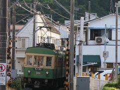 長谷駅から線路沿いを歩いている人たちが沢山いたのが気になっていたので、結局はそのまま戻って来ただけになりました(笑)