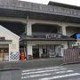 ●JR内子駅  夕暮れの街を歩いてみようと思います。