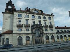 プラハ駅。