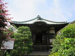 『収玄寺』小さいお寺ですが 紫陽花がきれいに咲いていました。御朱印も頂けます。私たちが入ると 今まで誰もいなかったお寺に 次から次へと人が入ってきました。不思議なものですね。