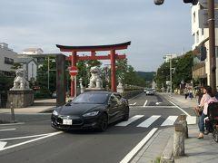 長谷寺を出た後 鎌倉駅まで帰ってきて 友の買い物に付き合います。 ここは、鶴岡八幡宮に行く参道 この先にお宮がありますが、友に行こうかと言われたけど 疲れていたのでまた今度にしました。