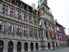 グローテ・マルクトの「市庁舎」