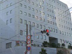 2泊お世話になる『のがみプレジデントホテル』  http://www.nogami-p-hotel.jp/