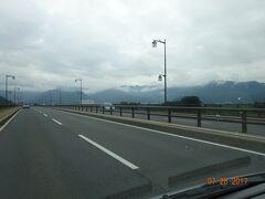 松代大橋。