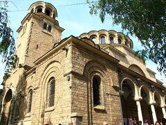 聖ネデリャ教会。