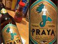 【リオデジャネイロの地ビール】  .....サンパウロでは、初めて目にするビール......やっぱ、リオのビールはセクシーです。  今、もっともサンパウロで流行っている日本料理屋「QuitoQuitoキトキト」にて。  この店、こんな名前なのに「エクアドル」とも「富山県」とも関係が無く、小笠原ご出身のオーナーが経営。  住所:AL Campinas, 1179 - Jardim Paulista, São Paulo - SP, 05434-000 電話: (11) 3586-4730  PS) ブラジルでは「キッコーマン」も派手....笑