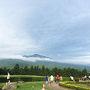 赤城高原SA 景色がきれい!