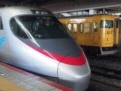 「岡山駅」から「児島駅」までJR瀬戸大橋線で移動します。