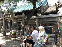 【大学習巷清真寺(705年?創建)イフワーン派】  こちらも?マークは付いていますが、化覚巷清真大寺と同様、唐代の創建と伝えられるモスクです。東にある清真大寺(=東大寺)に対して、「西大寺」と呼ばれることもあります。