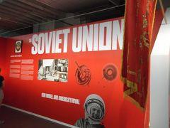 ここから共産主義博物館(最近移転して共和国広場の一角です) ソ連を見習えということ?