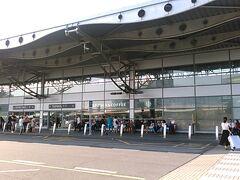 ホテルで小憩後、タクシーでプラハ空港に 素晴らしい旅でした