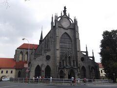 お次は世界遺産の聖母マリア大聖堂
