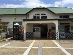 映画君の名はの舞台となった飛騨古川駅