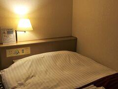 本日の宿は「ホテルリブマックス鹿児島」 鹿児島駅の近くで駐車場無料朝食付きです。