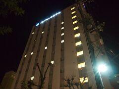和歌山駅から5分ほどの所にある「コンフォートホテル和歌山」 コンフォート系列は綺麗な所多いからちょっと安心