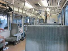 8月26日、まずは旭川から富良野線で富良野を目指します。