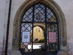 少しいったところに「フラーデク」と呼ばれるチェコ銀鉱博物館。