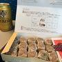 崎陽軒のシウマイ15個入り(630ゴールド) 更にぷらっとこだまのクーポンでヱビスビールもゲットし、これで旅の準備はばっちりです。 さぁ、名古屋に向かってレッツゴー!