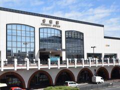 初めて訪れる岡山県、場所は倉敷市。