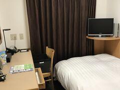 新潟の宿泊は「ドーミーイン新潟」。大浴場も広いです。安定感のあるビジネスホテルです。