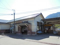 JR信越線 横川駅。