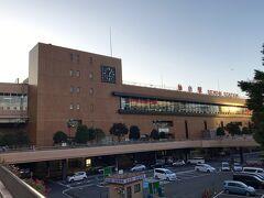 おはようございます。 朝6時の仙台駅です。 さわやかです。