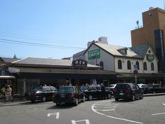 鎌倉駅西口  今日は、西口からの散歩スタートです。
