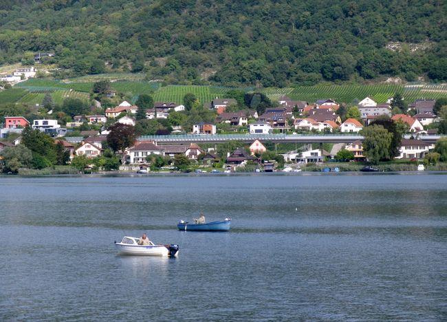 3 Seen Fahrt~スイス西部の3つ...