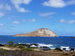 『マカプウビーチ』から見た・・・通称『ラビット アイランド』正式名『マナナ島』