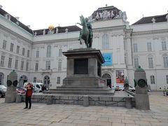 皇帝ヨーゼフ2世像
