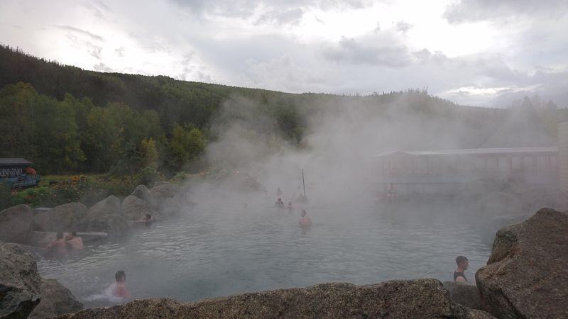 チェナ温泉