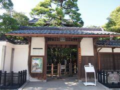 「旧齋藤家別邸」(通常300円) 齋藤喜十郎(豪商齋藤家4代目)が、大正7年(1918年)に別荘として造ったものだそうです