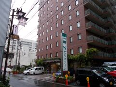 ホテル川六 エルステージ ここは二回目の宿泊なので迷わずに来れました