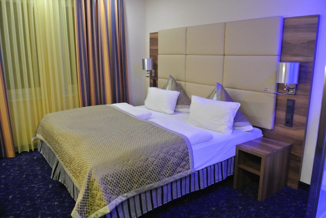 ホテルはグランドホテルエンパイア。 ゆったりとした部屋。水回りも清潔でした。スタッフの対応も親切でした。